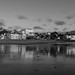 Broadstairs reflected in Monochrome