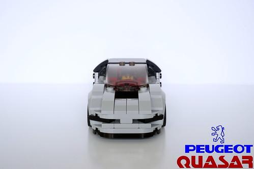 Peugeot Quasar 2 Front