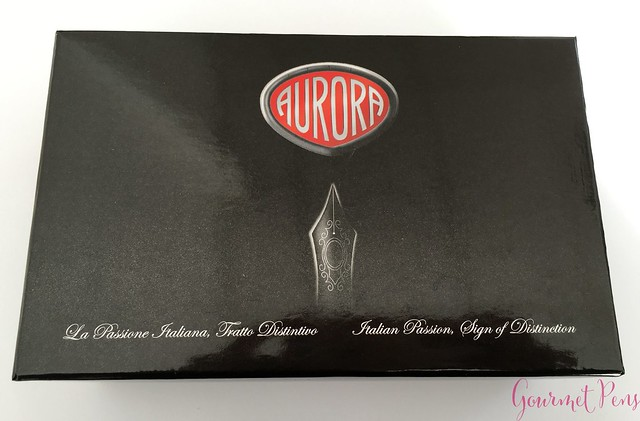 Review Aurora 88 Satin Fountain Pen @iguana_sell @Iguanasell_ES 1