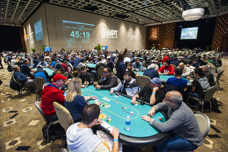 027424217 The property and WPT are teaming up to bring something new to the series in  an effort to expose the game to more women and get them playing.