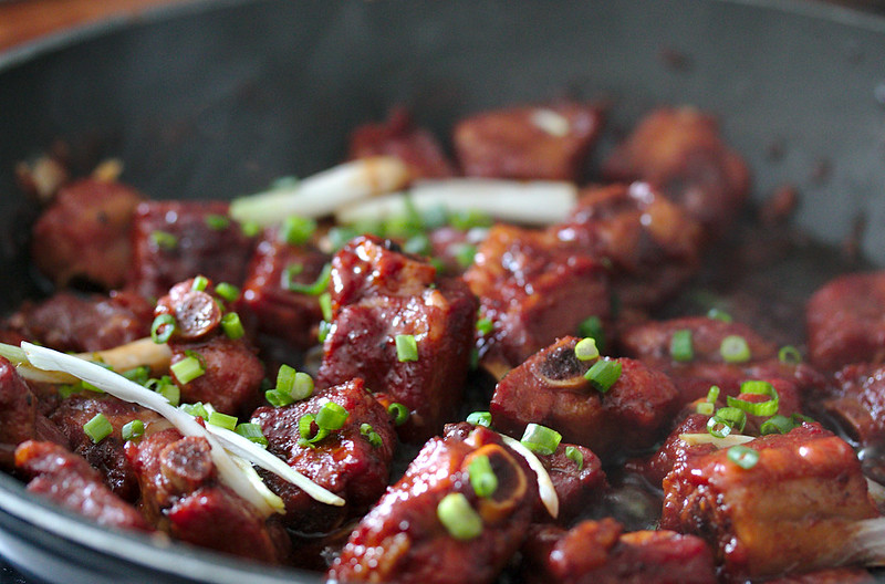 Vietnamese Caramelized Pork Ribs