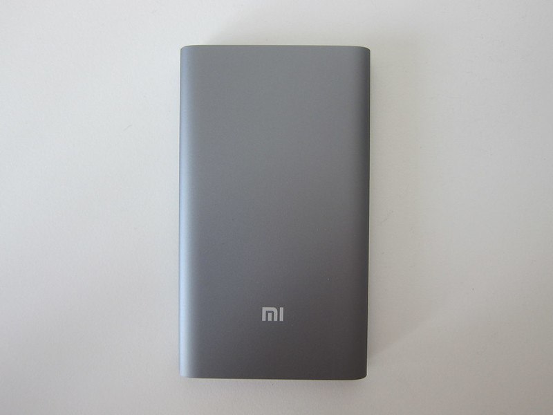 Xiaomi Mi 10,000mAh Power Bank Pro - Front