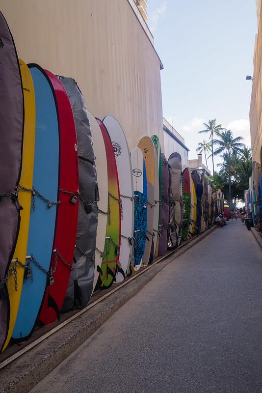 Waikiki - Honolulu - Oahu - Hawaii