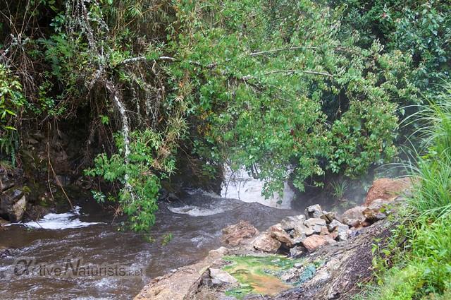 view 0004 balneario Tambo, Papallacta, Ecuador