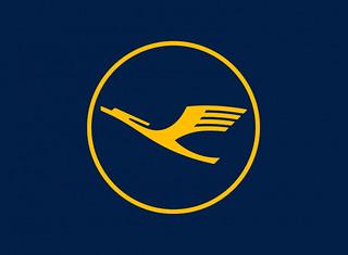 Lufthansa Logo Entwurf