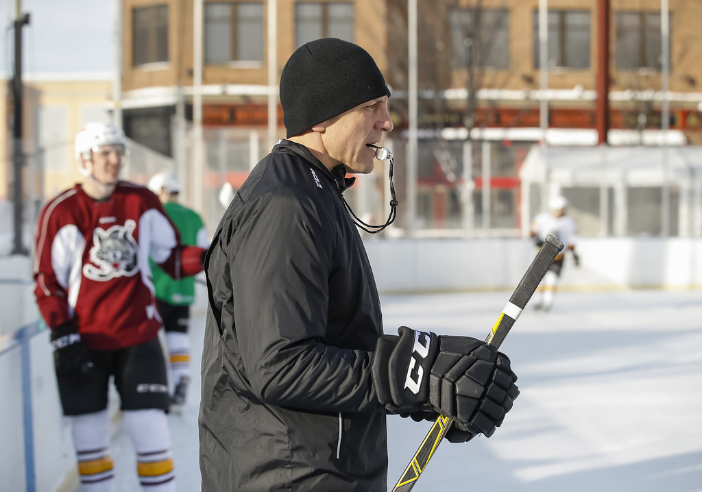 Feb. 11, 2018 Wolves First Outdoor Practice