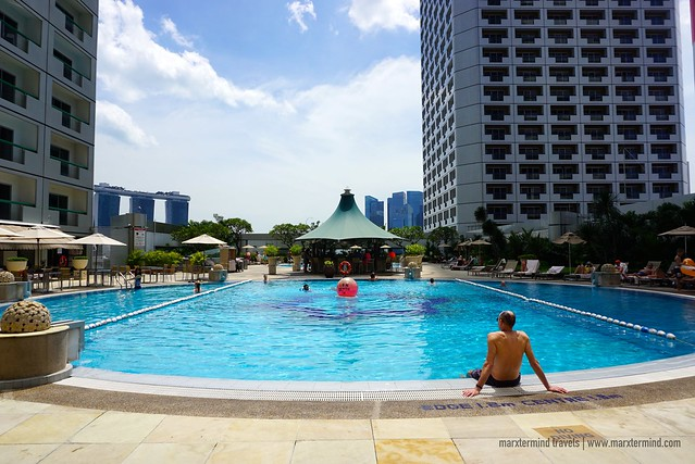Swissotel The Stamford Singapore