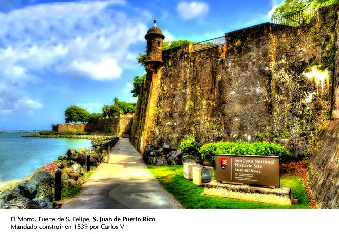 San Juan de Puerto Rico, el Morro