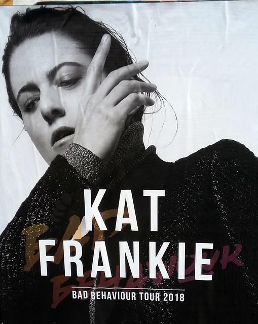 Kat Frankie Poster