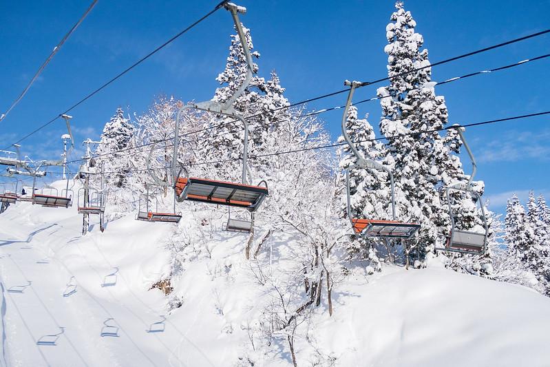 2018年1月 上越国際スキー場