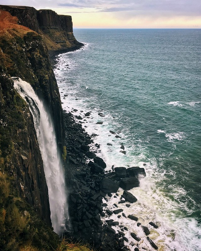 Kilt Rock & Mealt Falls