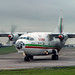 LZ-BAC - Antonov An-12 - Balkan