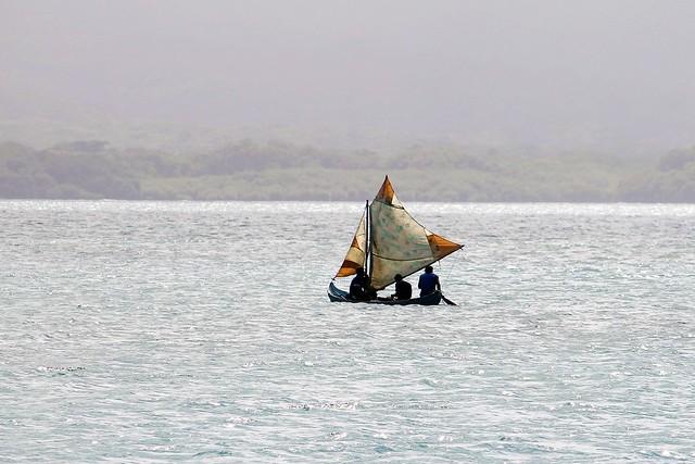 Tres Pescadores, Rio Azucar, San Blas