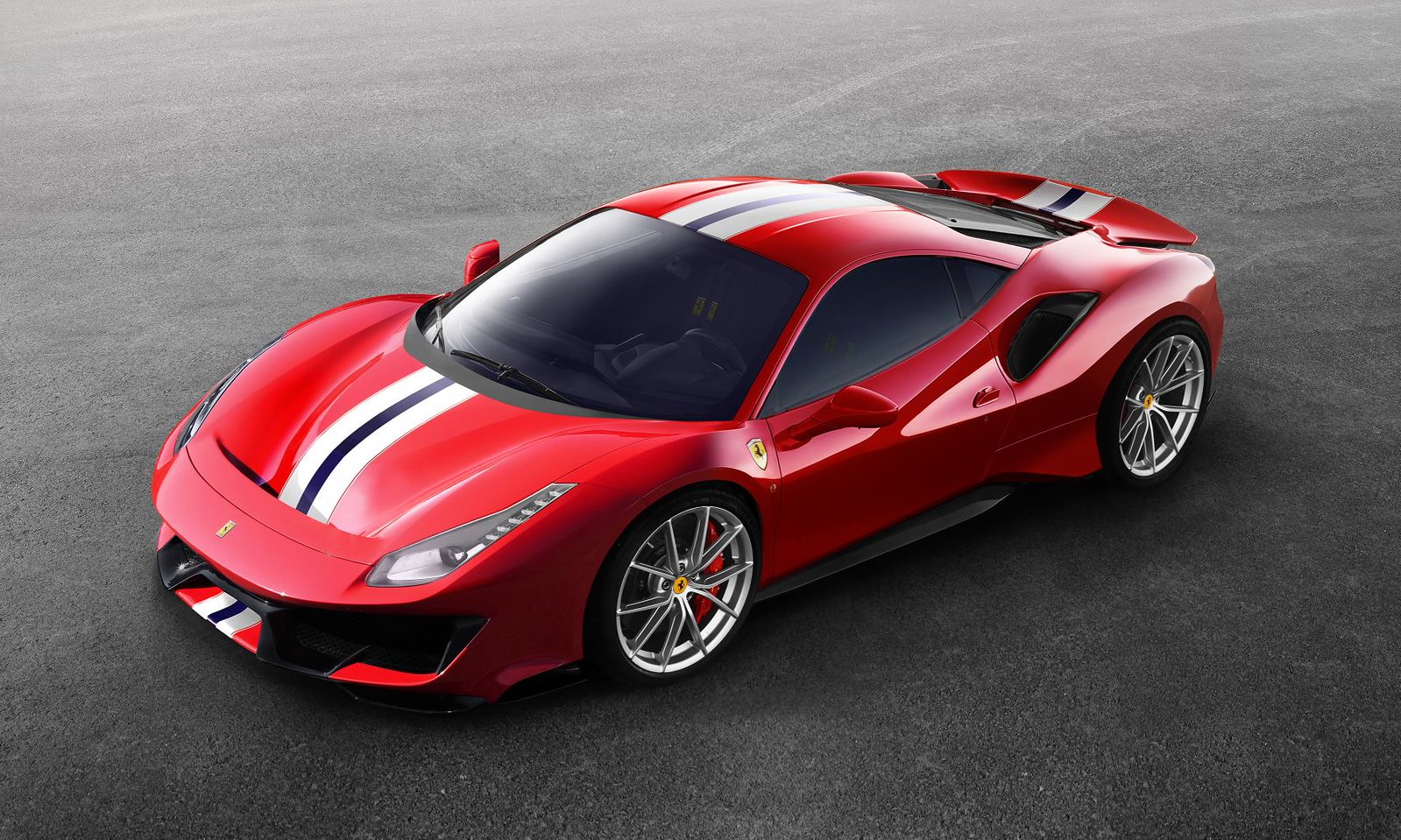 Ferrari 488 Pista: First images released ahead of unveiling at Geneva Motor Show