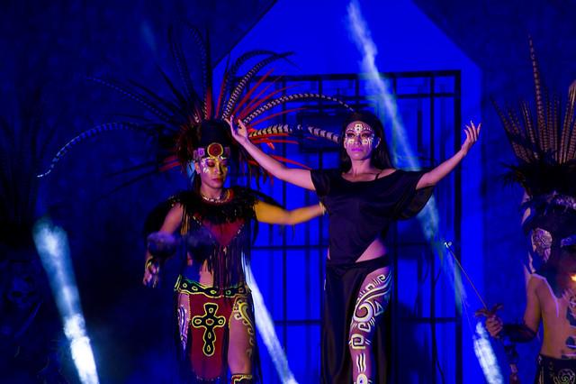 Fiesta Dancers - Native Ritual