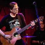 Wed, 03/01/2018 - 8:32am - Longtime faves Calexico live from Rockwood Music Hall in New York City on WFUV Public Radio, 1/3/18. Hosted by Alisa Ali. Photo by Gus Philippas/WFUV
