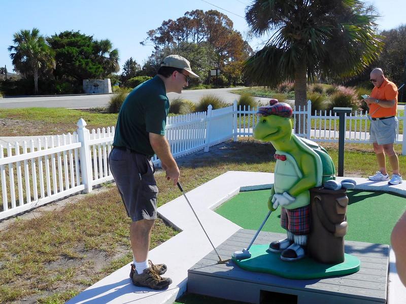 Jekyll Island Mini Golf