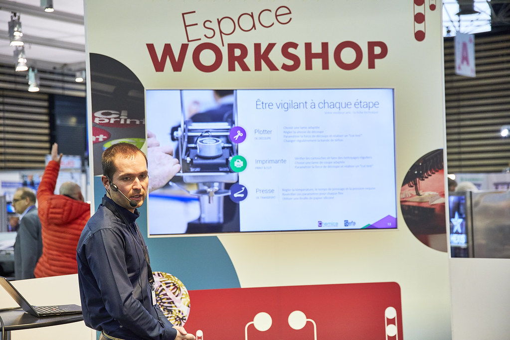 Espace Workshop PLUG&PLAY