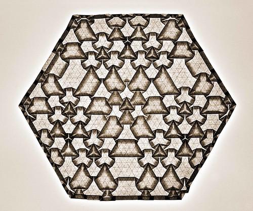 Tessellation Btt-3 (Marjan Smeijsters)