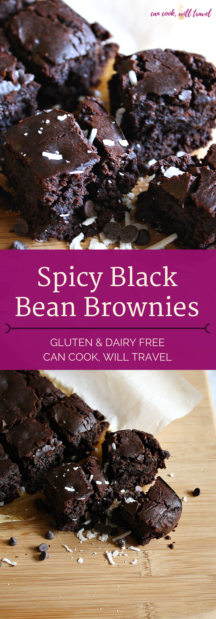 Spicy Black Bean Brownies_Collage1