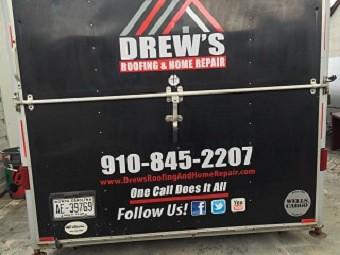 Drew's New Paint Truck