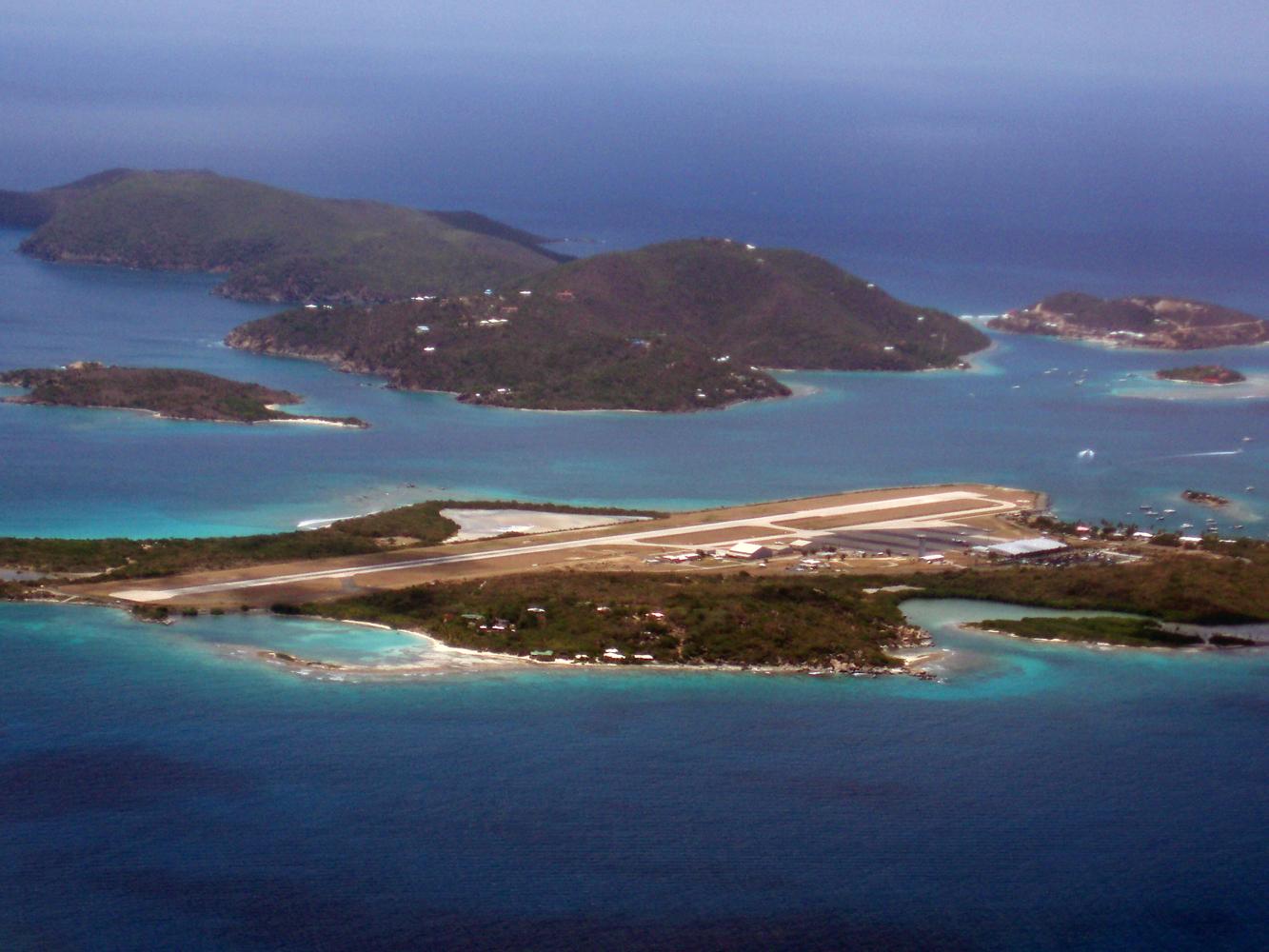 Beef Island Airport, British Virgin Islands