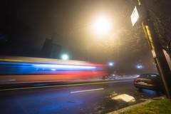 eastbound metrobus