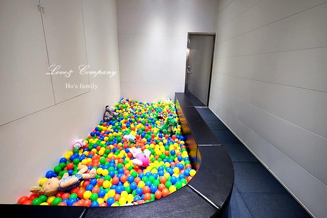 【台北親子餐廳】只打球親子運動休閒館 (GDS PLAY)15
