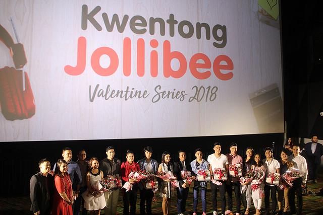 Kwentong Jollibee Viral Ads Marketing Duane Bacon Blogger Valentines Love Group