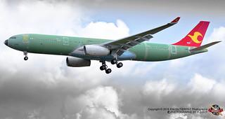 AIRBUS A330-343 (MSN 1849)
