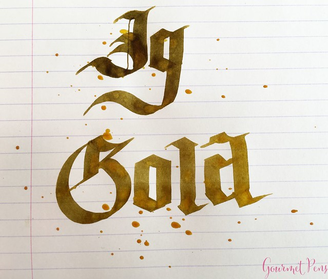 Ink Shot Review KWZI IG Gold @AppelboomLaren 1