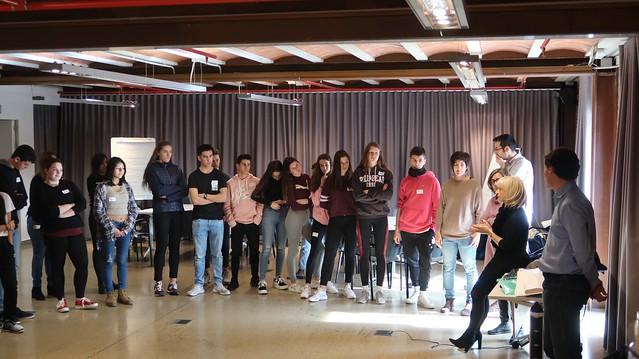 Jornada intercentres de l'Audiència Jove d'Esplugues