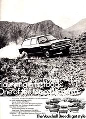 Vauxhall Viva HB Estate (1967 advert)