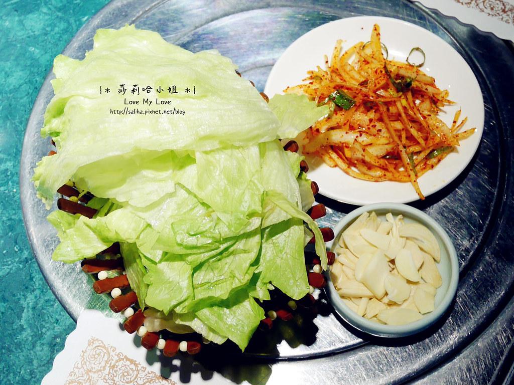 台北松山區南京東路三段韓國料理餐廳漢陽館評價 (1)
