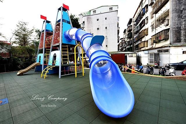 【台北特色公園】康樂綠地10