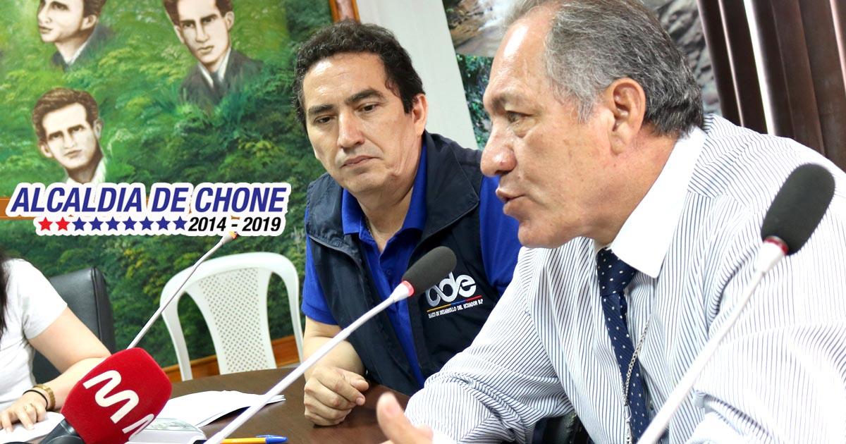 Suárez & Salas Constructores construirá Mercado Municipal de Chone