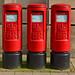 Elizabeth II Pillar Boxes