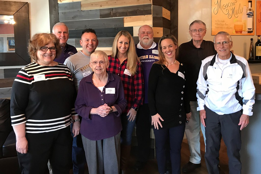 Glendale Alumni & Friends Luncheon, 2/22/18