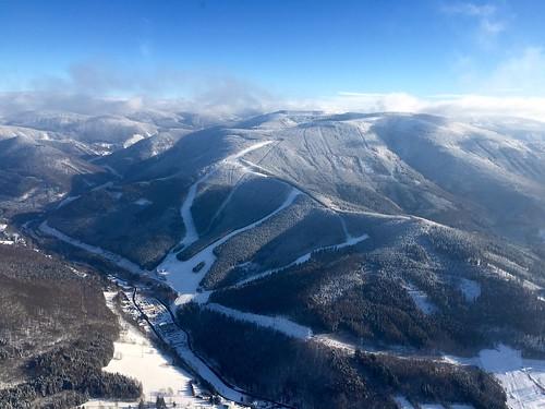 Jednodenní skipas do ski areálu KOUTY s 30% slevou