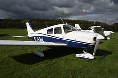 G-ASIL Piper PA-28-180 [28-1350] Popham 081017