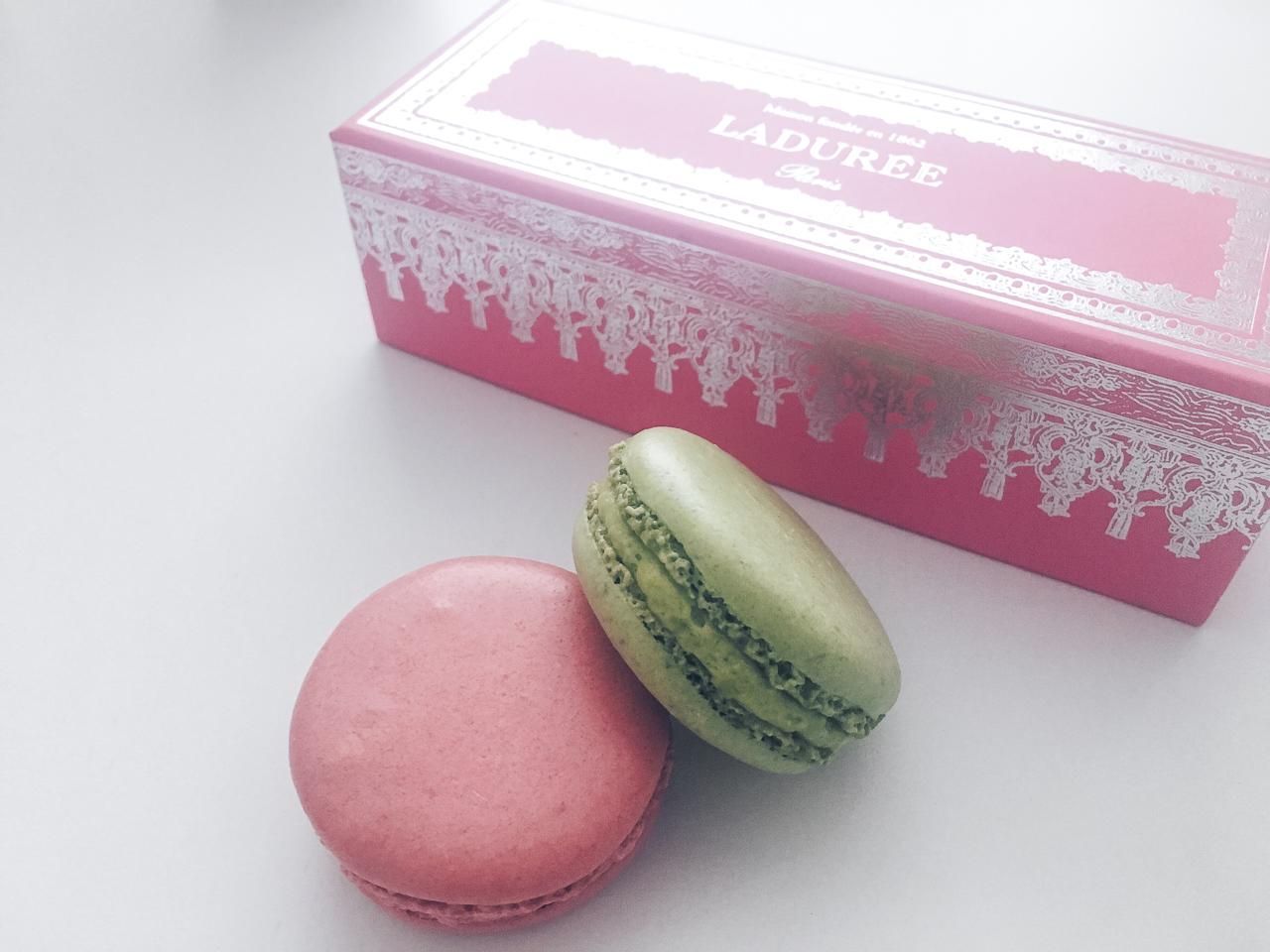 Laduree, macaron, Paris