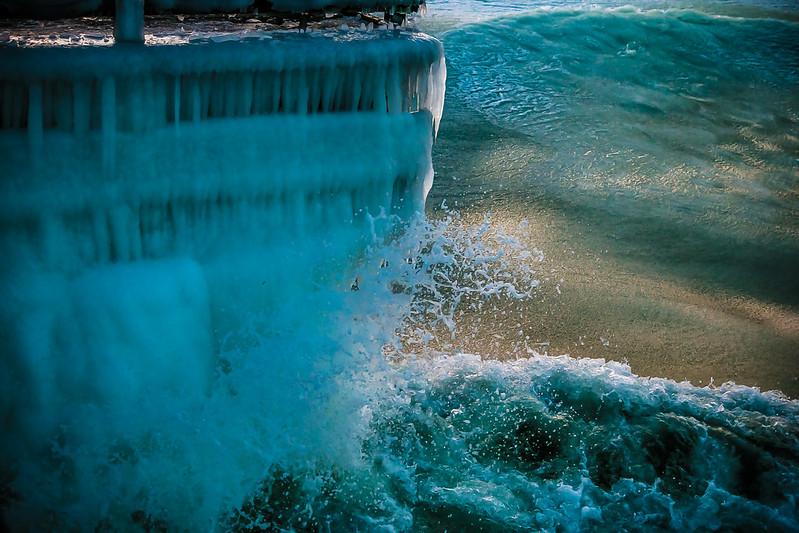 Titanic in the Ice