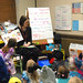Rep. Cheeseman reads to a Kindergarten class at Niantic Center School on Read Across America Day and Dr. Seuss' birthday on March 2, 2018.