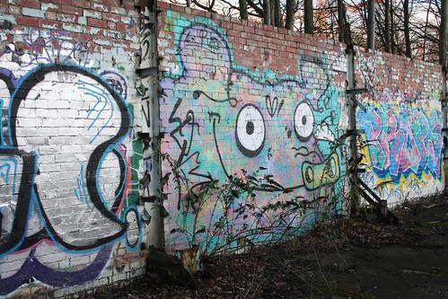 Shiregreen/Ecclesfield graffiti-3