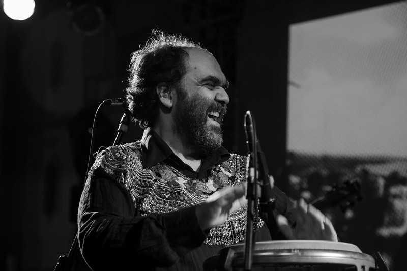 15.07.2012 - Diamantina/MG - Festival de Inverno UFMG- Andre Abujamra Mafaro ©Julia Lanari