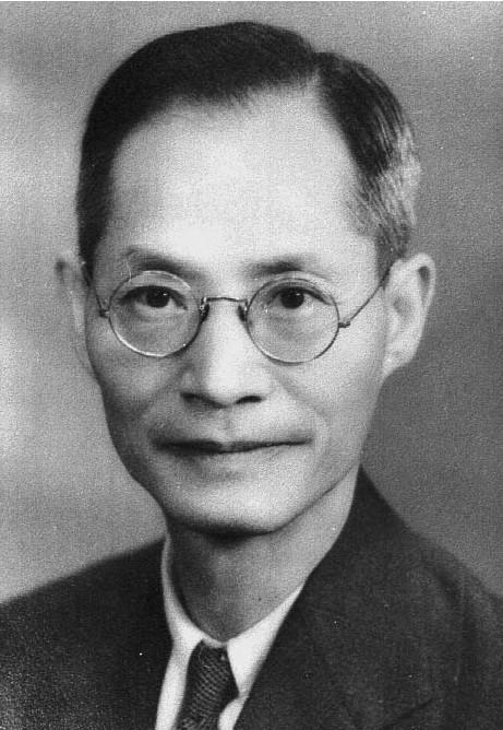 蔣夢麟(1886-1964)任北京大學代理及在任校長達17年,是該校校史上任期最長校長。(Wikipedia Commons)