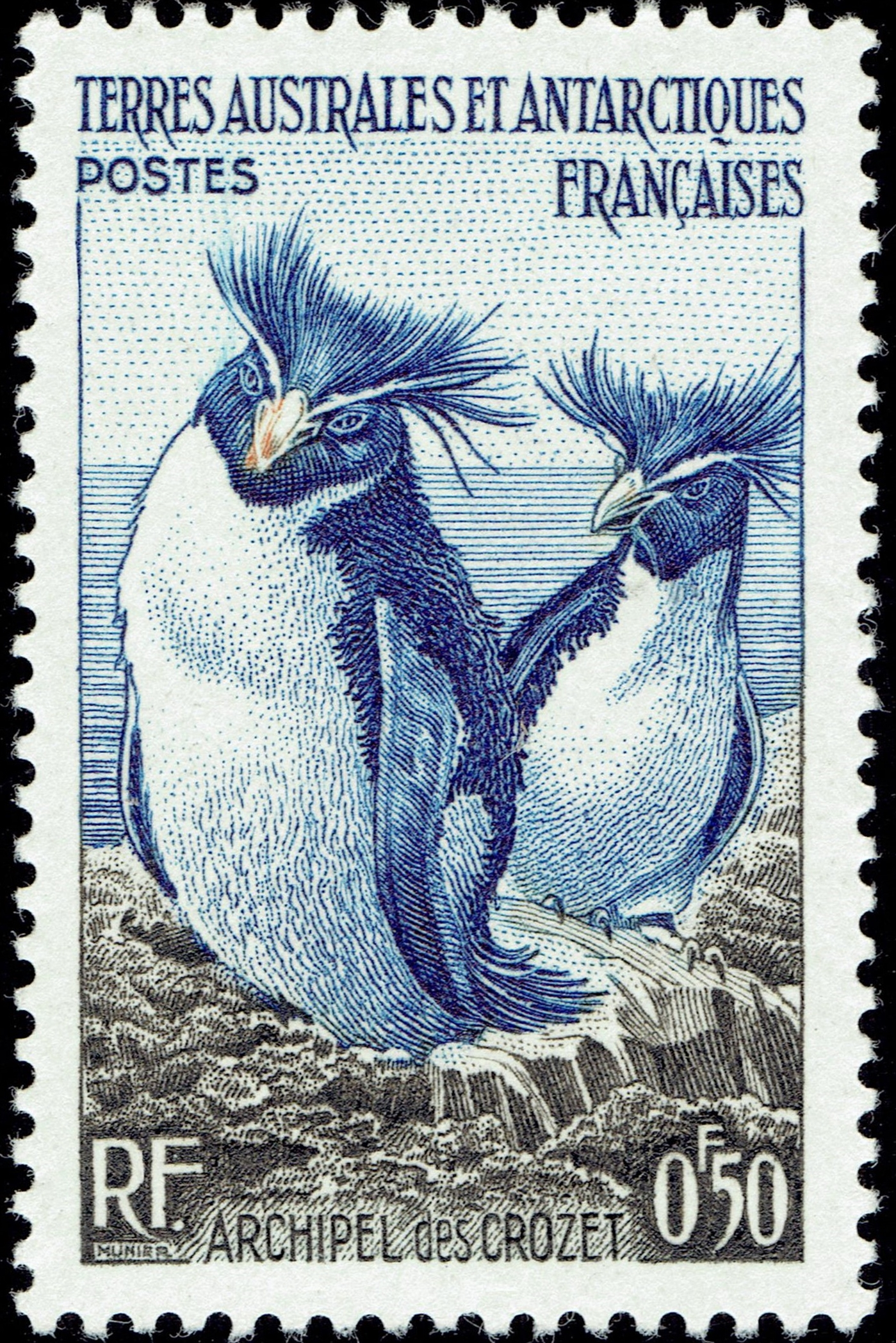 French Southern & Antarctic Lands - Scott #2 (1956)