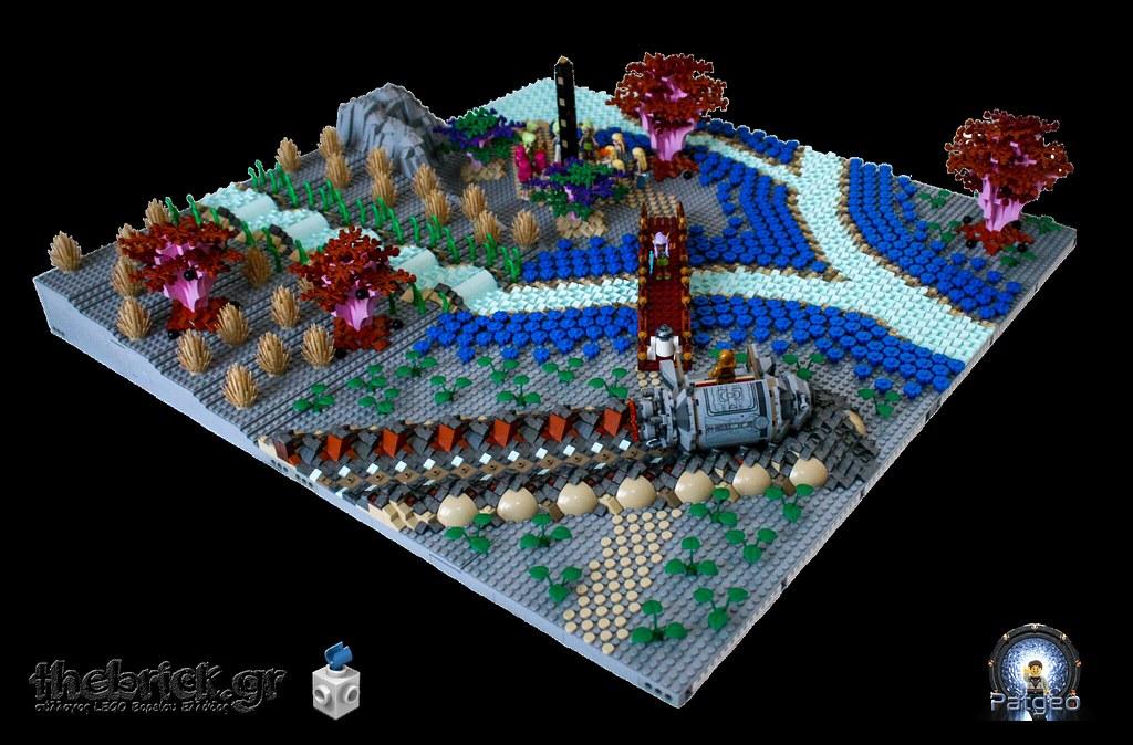 [MOC]: Honoring the Monolith 25070228547_619333a0f3_b