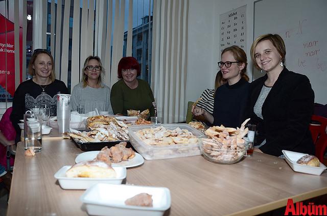 Polonyalılar 'Yağlı Perşembe'yi kutladı-2