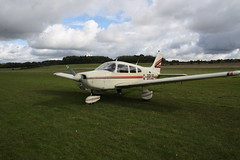 G-BRUB Piper PA-28-161 [28-8116177] Popham 081017